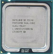 SLA3J Intel Pentium Dual Core E2140 1.6GHz/1M/800MHz Socket 775 Processor