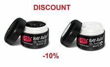DISCOUNT! PNB BAS-Relief Gel Paste Black White colour 5ml for Nail Art 3D Design