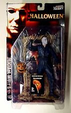 McFarlane Toys Halloween Michael Myers Movie Maniacs Series 2 & Poster Horror