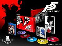Japan Atlus Persona 5 20th Anniversary Edition  PS4 F/S
