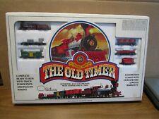 Bachmann, N Gauge, 50-4404, Old Timer Train Set, OB