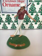 Caddyshack The Zen Of Golf Hallmark Keepsake Ornament Magic Sound New In Box