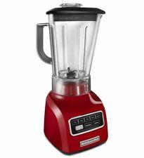 KitchenAid Model RKSB650ER 5-Speed Blender - Refurbished - Red
