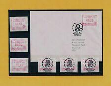 """Sammlung """"Paul Kruger"""" Südafrika PRETORIA 1992 ** & ESST & FDC Sonder-ATM!"""