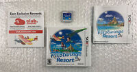 Pilotwings Resort (Nintendo 3DS, 2011), Complete Tested Working