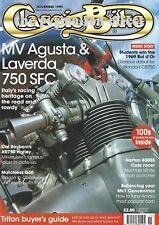 Norman White Norton 650SS Matchless G50 Harley XRTT750 MV Agusta 750 Laverda SFC
