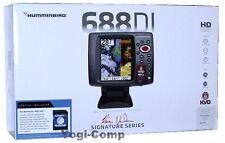 Humminbird 688CI HD DI GPS KVD Kevin Van Dam Signature Fishfinder & Navionics+