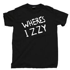 Wheres Izzy T Shirt Stradlin Axl Slash Guns N Roses Not In This Lifetime Tee