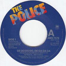 POLICE - De Do Do Do, De Da Da Da - DUTCH ISSUE - GOOD CONDITION