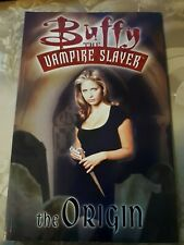 BUFFY the Vampire Slayer TPB The ORIGIN VF/NM 9.0 Dark Horse Comics 1999