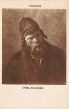 B58800 Jewish from Galicia by Grigorescu Romania Impresionisme Judaica  types
