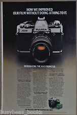1981 FUJICA AX-5 Camera advertisement, Fujica AX 5, Fuji Film, Canadian ad