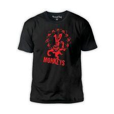 12 Monkeys film Bruce Willis Brad Pitt cult movie t-shirt all sizes & colours