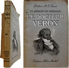 Le Docteur Véron un médecin pas ordinaire 1945 Binet opéra caricature Daumier SP