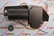 1937-1939 Buick Cadillac Pontiac Electric Wiper Motor Kit | 12V | Free Shipping