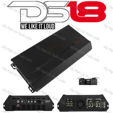 Ds18 Frx3.5K Mono Amplifier 1 Channel 3500W Rms Fullrange Speaker Subwoofer Amp