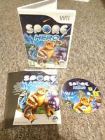 Spore Hero - Nintendo Wii Game - With MANUAL! Private Seller - FAST & FREE P&P!