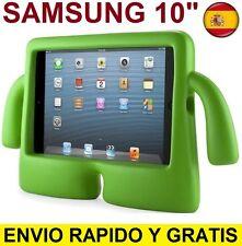 """Funda para tablet para samsung galaxy 10"""" - 10,1"""" TAB para niños goma iBuy iGuy"""
