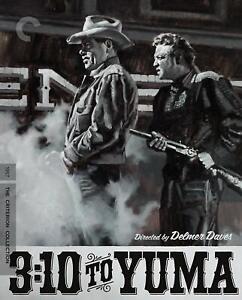 3:10 TO YUMA - Delmer Daves (BLU RAY) Criterion Collection NUOVO