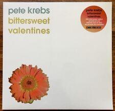 """Pete Krebs - Bittersweet Valentines 10"""" EP [Vinyl New] Limited /500 Anniv LP RSD"""