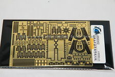 Ship Vessels Detail Update PE 1/350 302 Battleship New Jersey BB-62 for TAMIYA