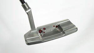 SCOTTY CAMERON TOUR SPECIAL SELECT TOURTYPE SSS SQUAREBACK 2 CIRCLE-T PUTTER