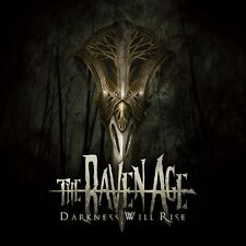 THE RAVEN AGE - DARKNESS WILL RISE   CD NEU