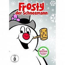 ANIMATED - FROSTY-DER SCHNEEMANN  DVD  WEIHNACHTSFILM/ZEICHENTRICK KINDER NEU