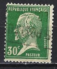 Frankreich 1923 Art Pasteur Yvert Nr. 174 entwertet 1. Auswahl (3)