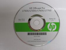 HP Officejet Pro L7500 L7600 L7700 Drivers for MAC X v.7.0.0 C8187-10029