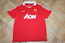 Maglia Shirt Camiseta Trikot Maillot Calcio Manchester United Nike Rec Devils