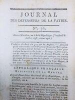 Marquise de la Tour du Pin 1796 Malte Saint Jean de Luz Brest Rochefort Marine