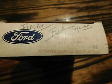NOS 1978 1979 1980 FORD FIESTA BLACK COMPLETE BODY TAPE STRIPE KIT NEW NOS FORD