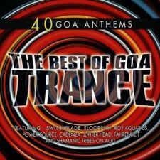 Best of Goa Trance von Various CD