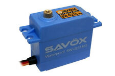 SAVOX WATERPROOF HV DIGITAL SERVO 15KG/0.17s@6V SW-0231