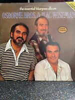 Country 2-Disc Lp Osborne Bros. & Mac Wiseman The Essential Bluegrass Album On C