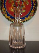 Vintage Daum Glass Decanter, France