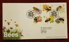 GB FDC 2015 First Day Cover Bees ,Tallents House Edinburgh postmark