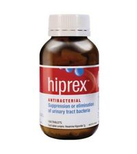 Hiprex 1g 100 Tabs Bacteriostatic UTI relief OzHealthExperts