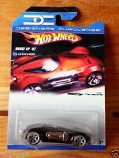 Hot Wheels Designs Dodge Diecast Vehicles