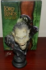Lord of the Rings Moria Orc Swordsman figure BOXED SIDESHOW WETA