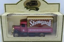 Lledo Days Gone 1934 Mack Canvas Back Truck with Showgard Decals