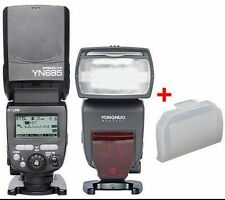 Yongnuo YN685 TTL Flash 2.4G Wireless HSS 1/8000 622C Build-in Radio for Canon
