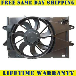 Radiator Cooling Fan Assembly For Chevrolet Equinox GMC Terrain GM3115239