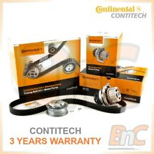 # CONTITECH HEAVY DUTY TIMING BELT KIT CAMBELT SET TENSIONER PULLEY & WATER PUMP