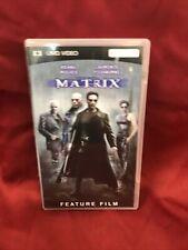 The Matrix (PSP-UMD, 2005) CASE + MOVIE VGC L🔵🔵K 🔥🔥
