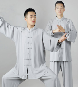 High-quality Tai Chi martial arts Kung Fu suit soft synthetic Wing Chun suit