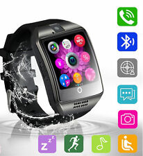 Touch Screen Bluetooth Wrist Smart Watch For Android Samsung Note 8 5 S7 S8 Plus