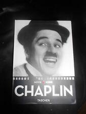 Movie Icons Chaplin Taschen Charlie pictures book 2006 David Robinson