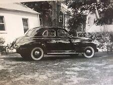 Vintage Photos 1940s WWII Chevrolet Fleetline 6 Pics Lot